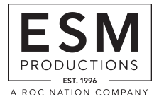 ESM Productions Logo