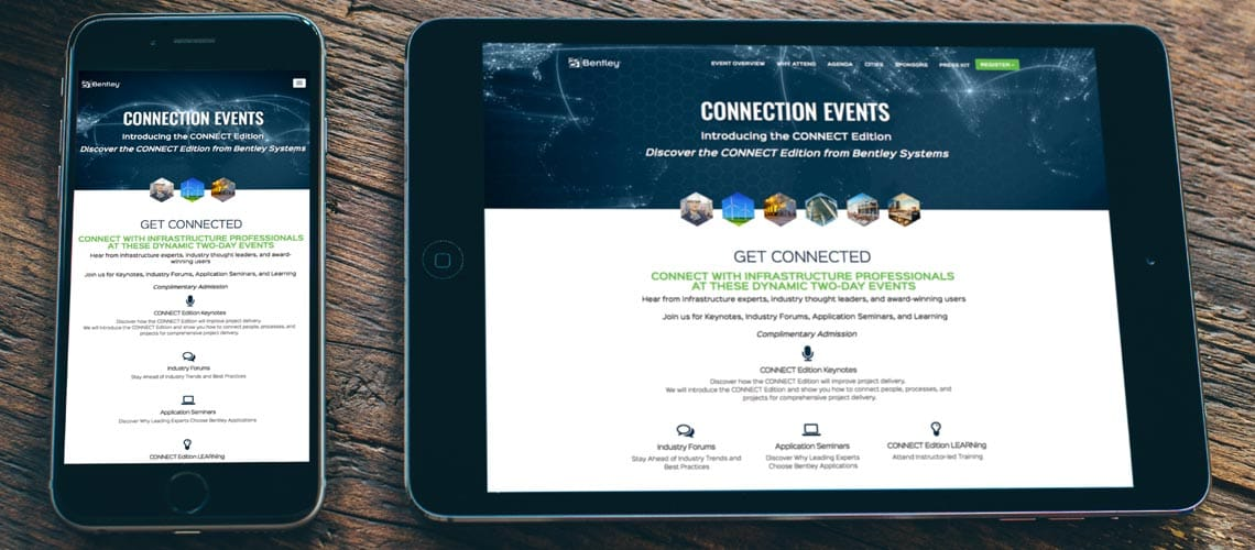 Bentley Connection Events